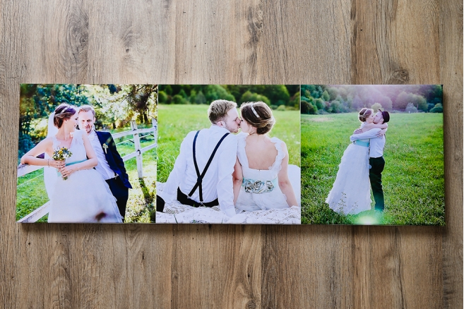 Canvas 3 in 1 Panoramic Prints