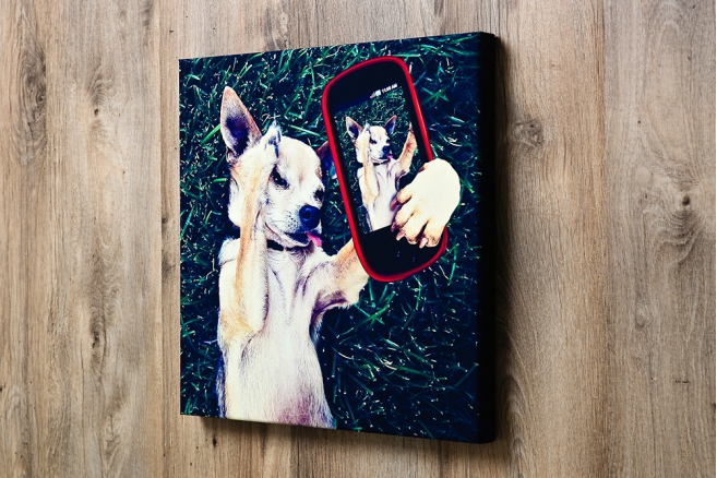 Canvas Instagram Prints