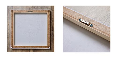 Polaroid Retro Canvas Prints - Print your photos on canvas prints